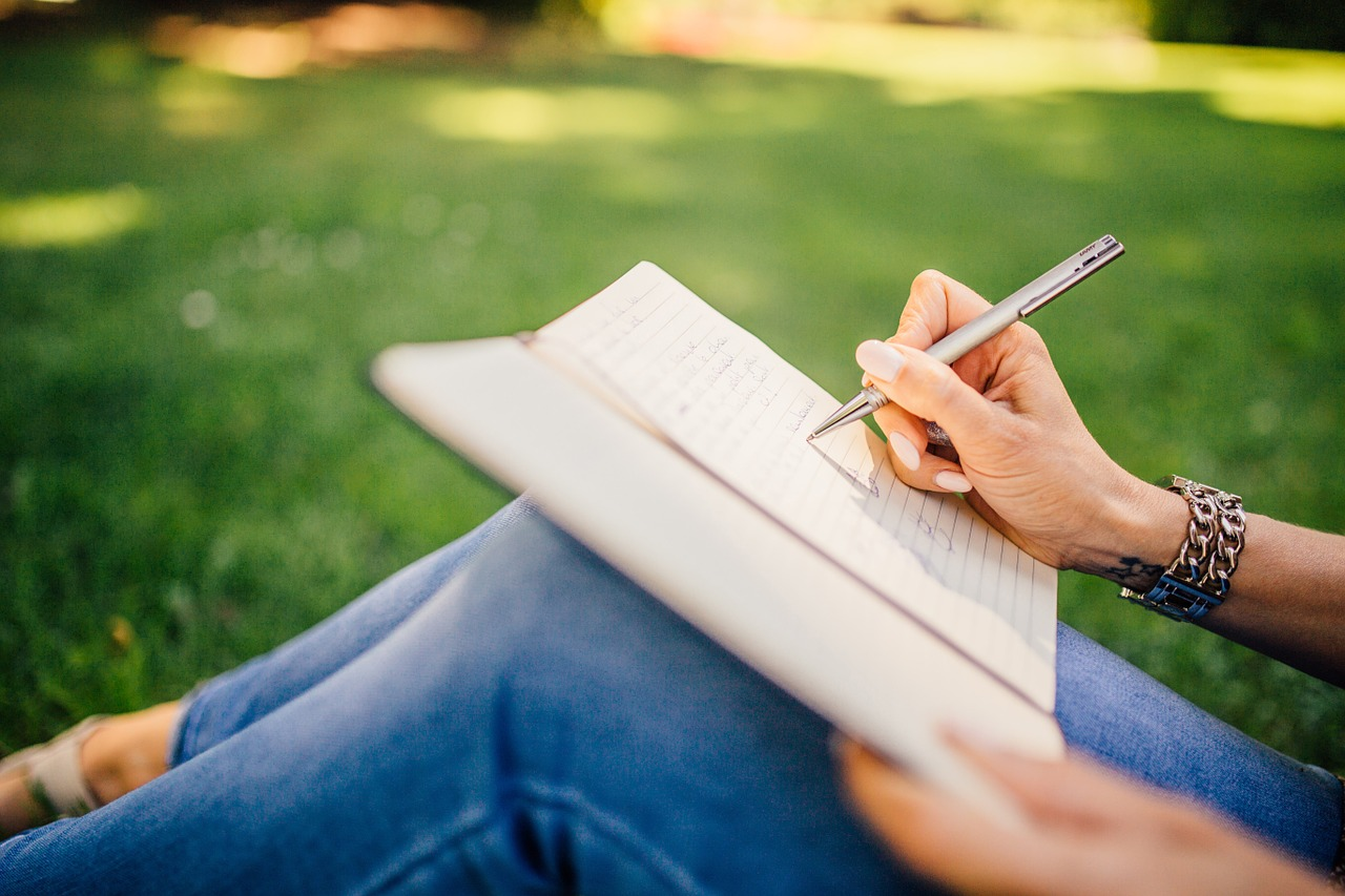 What happens when you miss a day of writing?
